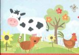 Tiny Tots Border G90116 By Galerie